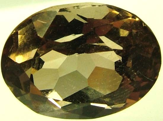 VVS CONGAC TOPAZ-RICH COLOUR  -  4.50 CTS [S4891]