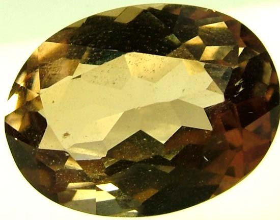 VVS CONGAC TOPAZ-RICH COLOUR  -  5.70 CTS [S4895]