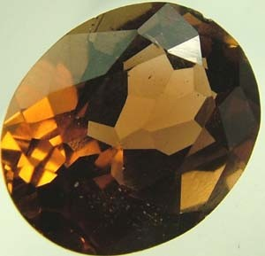VVS CONGAC TOPAZ-RICH COLOUR  -  3.65 CTS [S4911]
