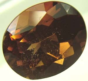 VVS CONGAC TOPAZ-RICH COLOUR  -  5.25 CTS [S4916]