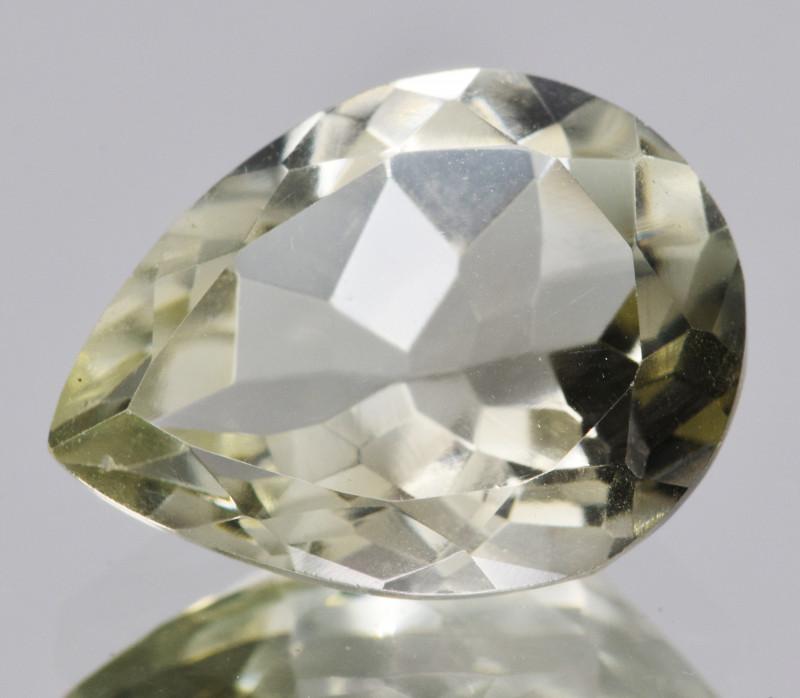 Natural Prasiolite 7.90  Cts Good Quality Gemstone