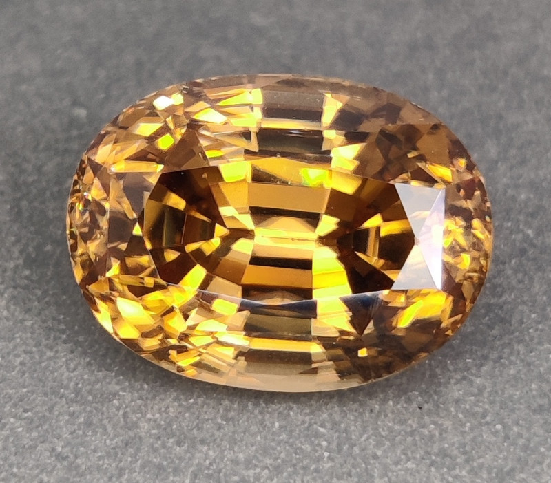 10.80 CTS WOW GORGEOUS RARE NATURAL ZIRCON UNHAETED SRILANKA