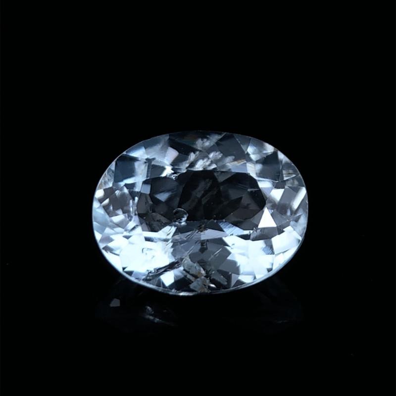 2.40 Cts Natural Blue Aquamarine Gemstone