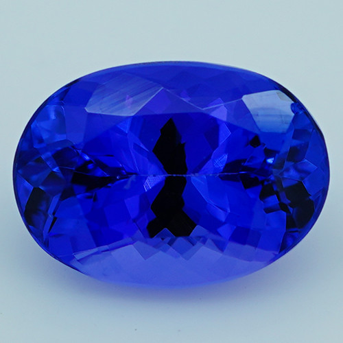 3.45 CT Royal Blue Top Quality Natural Tanzanite T2-29