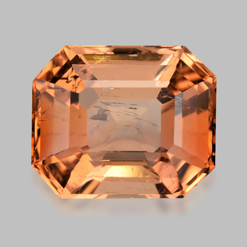 2.87 Ct Tourmaline Master Cut With Top Luster TM10
