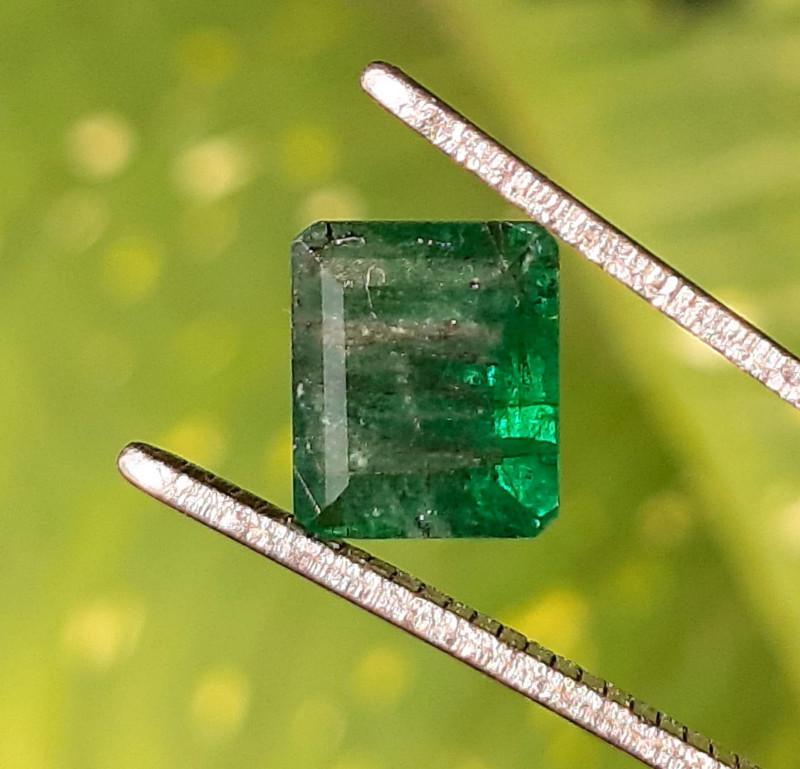 Natural emerald – 2.32 ct ( Emerald Cut)