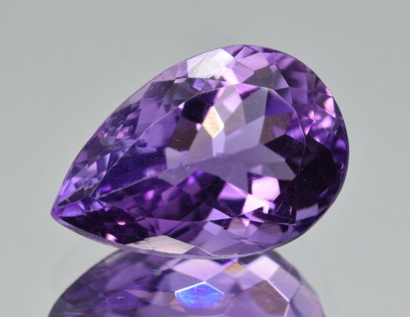 Natural Amethyst 8.20  Cts, Good Quality Gemstone