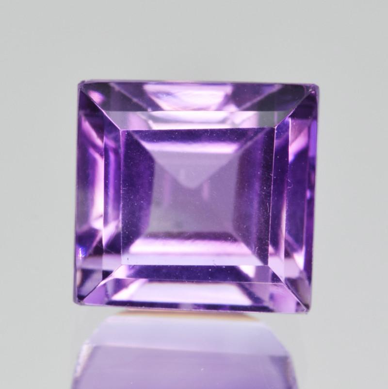 Natural Amethyst 5.71 Cts, Good Quality Gemstone