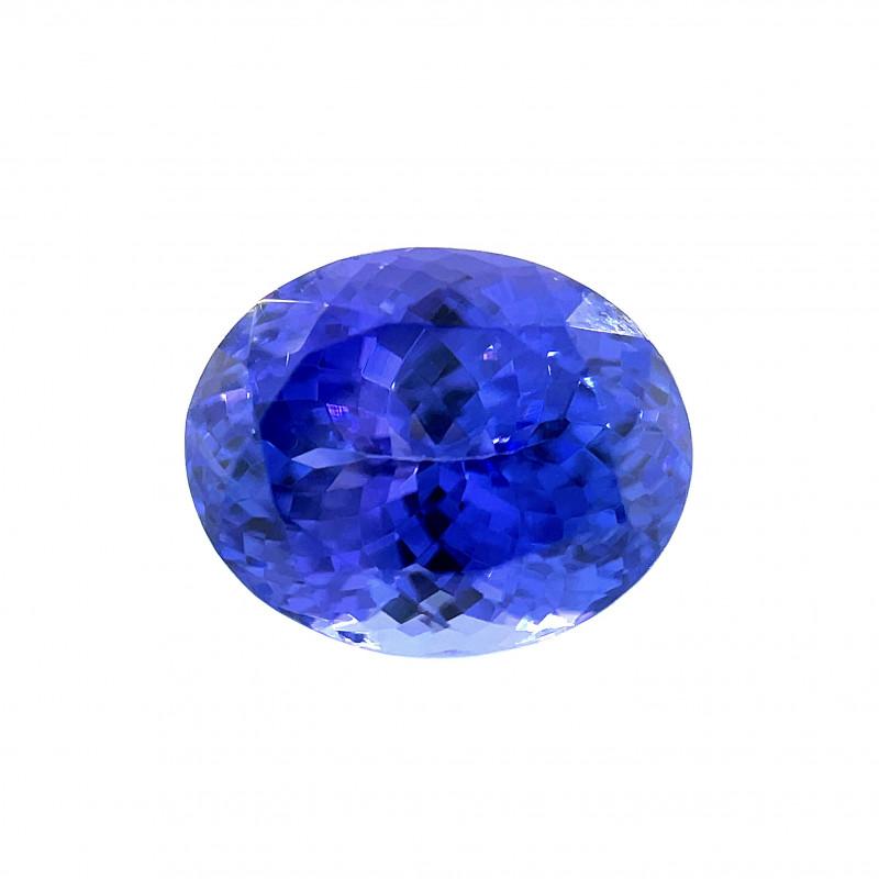 4.93 CT Tanzanite Gemstone top luster