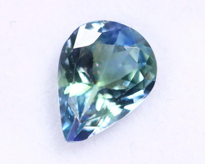 0.99cts Natural Tanzanite Gemstone / JKL1594