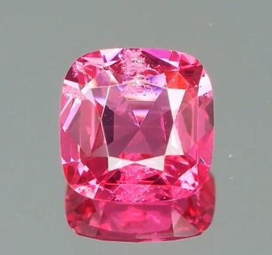 *Starts $15NR* Hot Pink Spinel 0.49Ct.