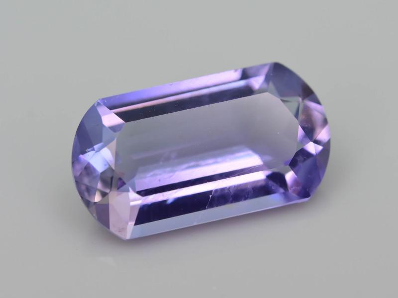 burmese iolite faceted gemstone