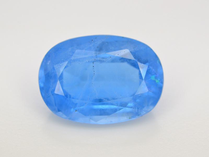 11.35  Carat Natural Blue  Aquamarine Gemstone From Brazil SKAQ12