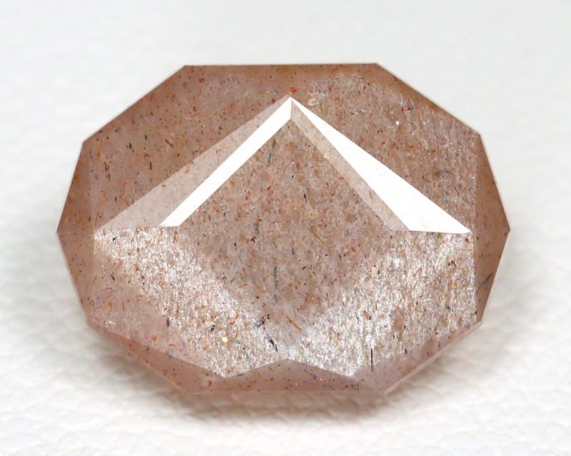Moonstone 4.28Ct Precision Master Cut Natural Pink Moonstone SA148