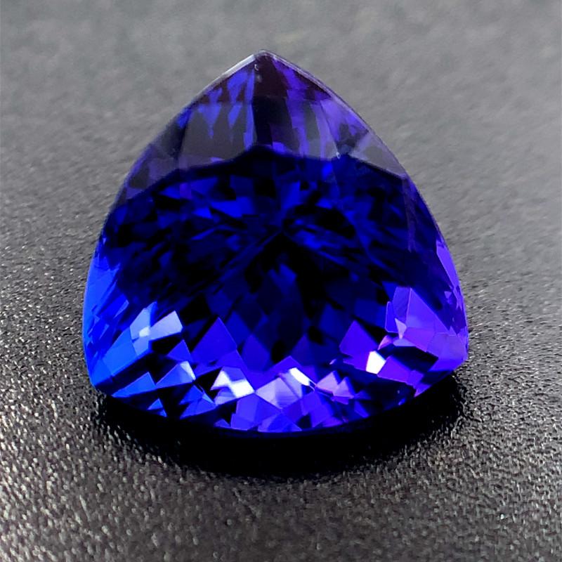 4.4ct Royal Blue Tanzanite