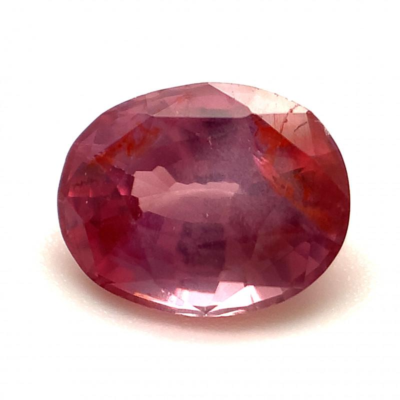 1.87ct Padparascha Sapphire