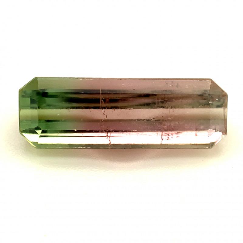 2.69ct Bi Color Tourmaline