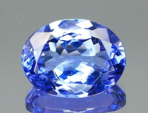 *Starts $15NR* Violetish Blue Tanzanite 2.59Ct.