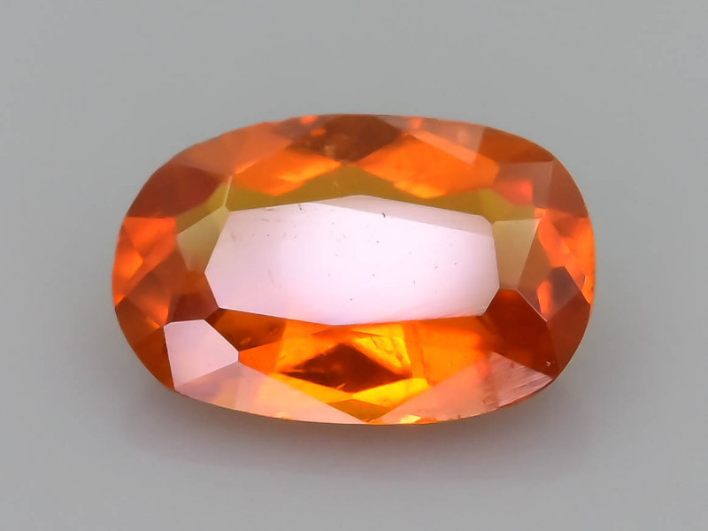AAA Rare 0.40 ct Natural Clinohumite Fanta Color Clean Piece