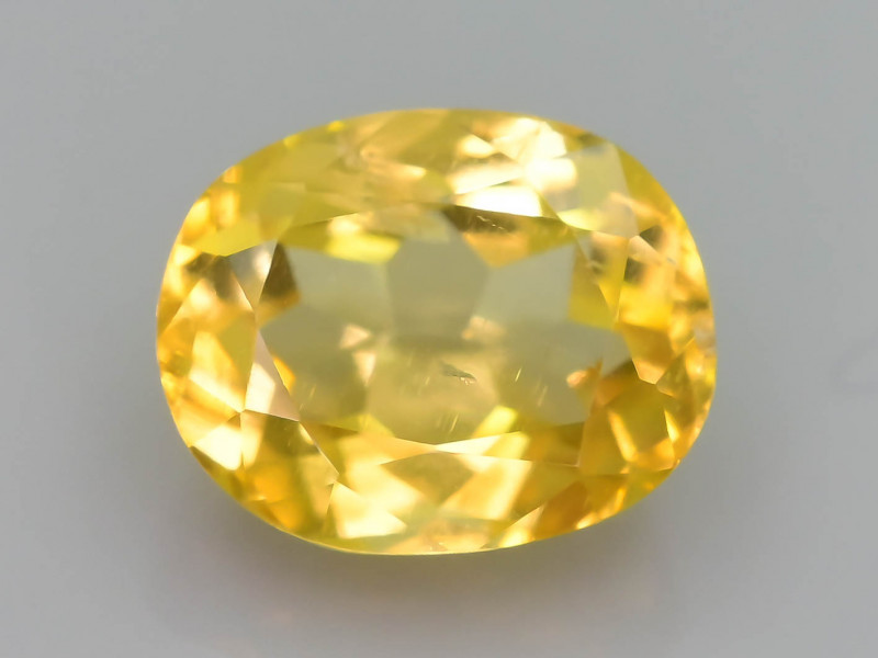 AAA Rare 1.90 ct Natural Clinohumite Ring Size