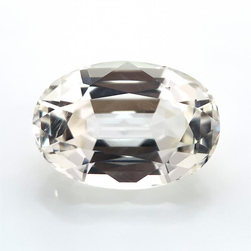 18.29 Cts Untreated National 100% kunzite gemstone