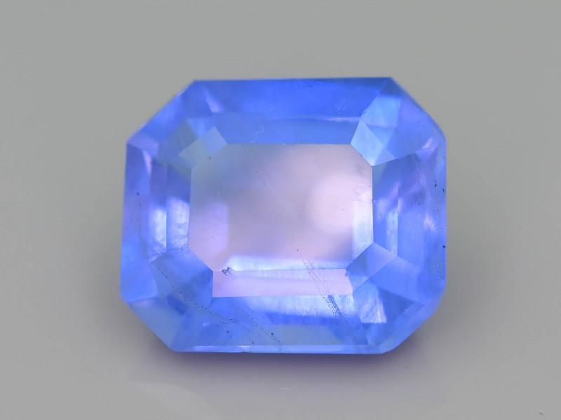 Ring Size 9.05  ct Blue Color Aquamarine