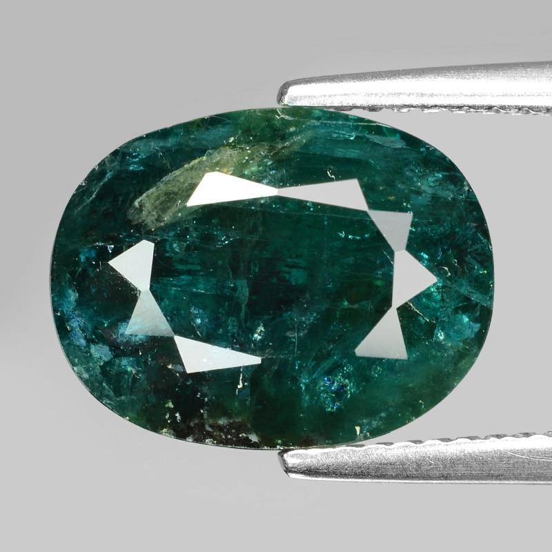 5.04 Cts Green Natural Grandidierite Loose Gemstone