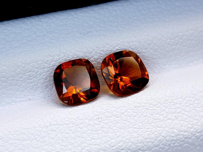 1.31Crt Madeira Citrine Natural Gemstones JI79