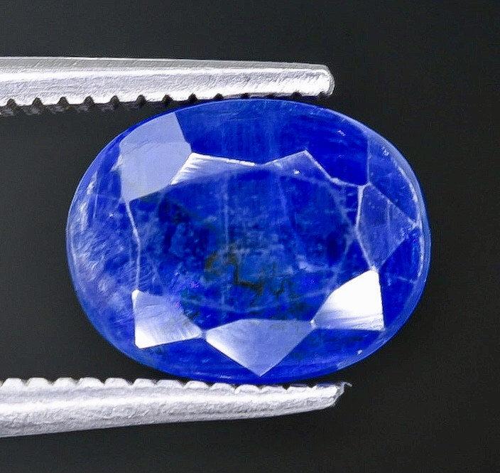Crt  3.18 kyanite  Faceted Gemstone (Rk-27
