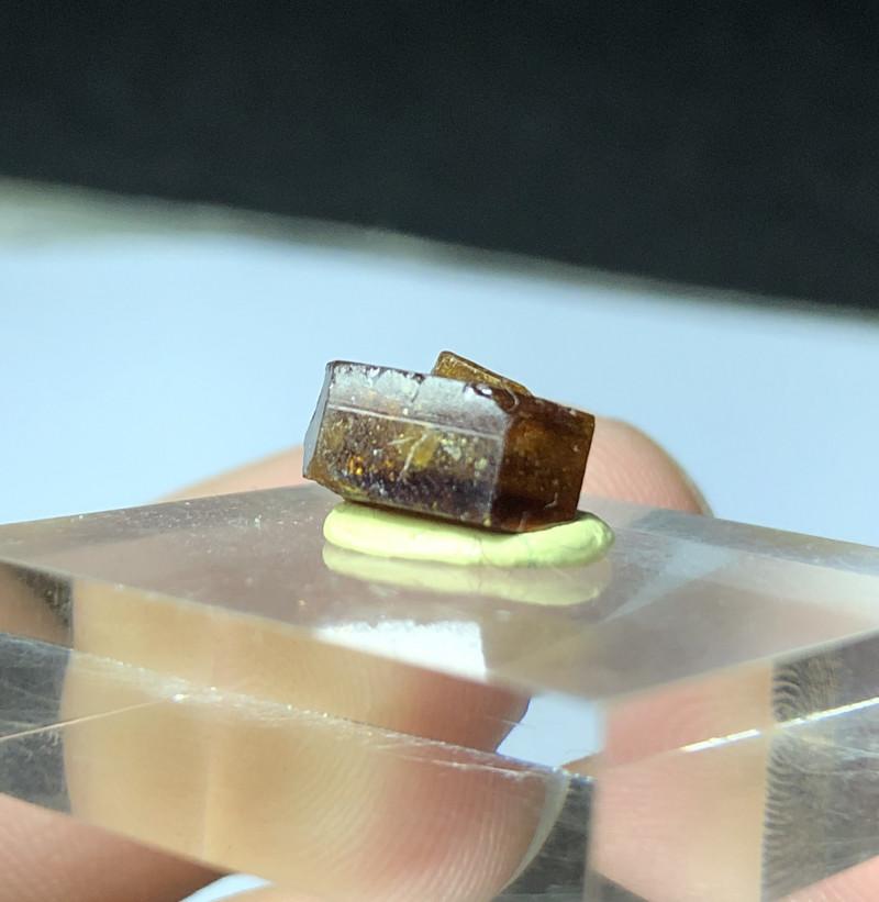 Wow Very Beautiful Rare Bastnasite Crystal From Zagi Mountain Pakistan