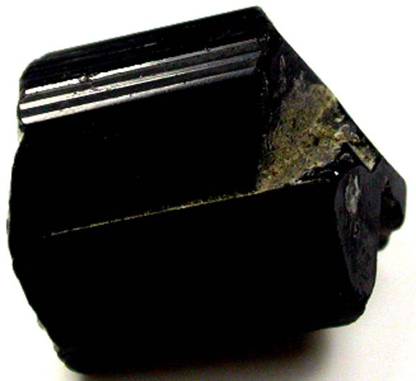BLACK TOURMALINE ROUGH  55 CTS AS-2209
