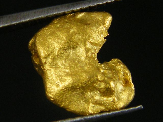 AUSTRALIAN  GOLD NUGGET 1.21  GRAMS  LGN 732