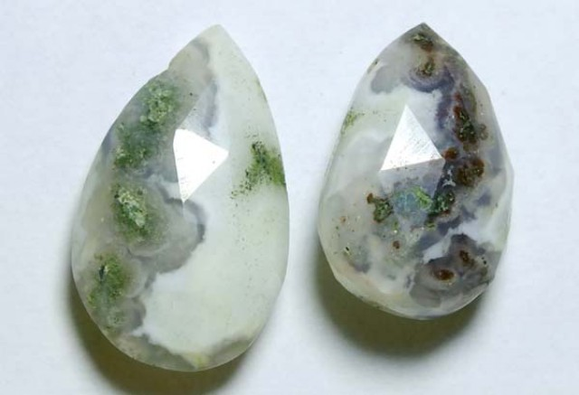 SOLAR QUARTZ DRILLED BEAD 16.75CTS NP-1215