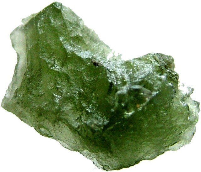 GREEN MOLDIVATE  13.50 CTS    [MX 6070]