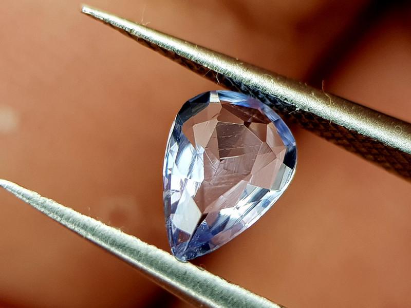 0.42Crt Rare Blue Hackmanite  Natural Gemstones JI82