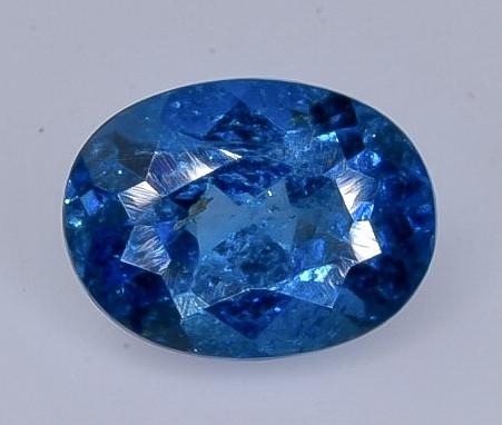 Crt  1.55  topaz Natural  Faceted Gemstone.( AB 35)