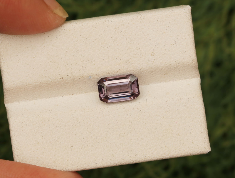 2.01 CTs Natural & Unheated~ IGI Certified Purple Spinel Gemstone
