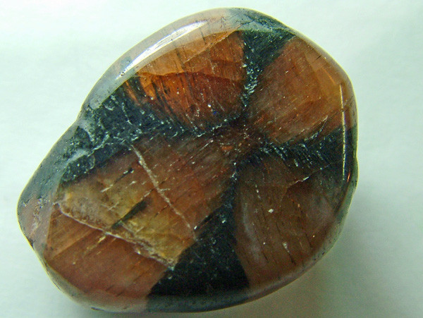 Rare chiastolite stone   92.50   cts.     SG- 560