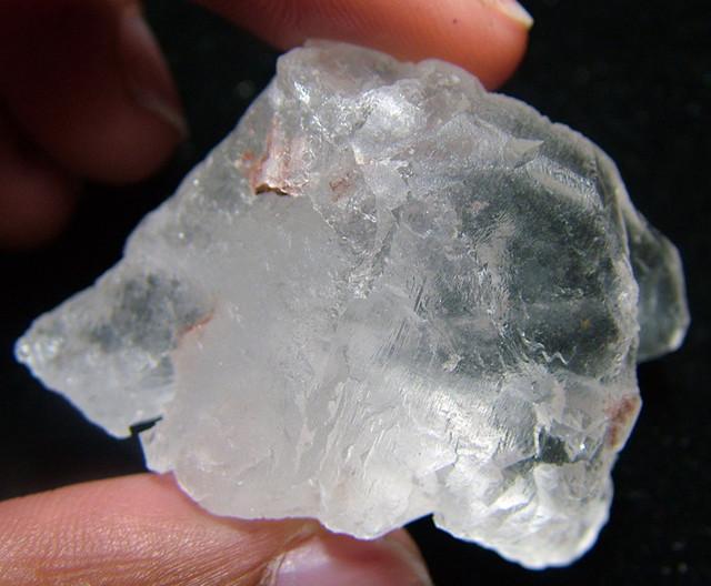 ICE QUARTZ  ROUGH STONE 122CTS ADG-1012