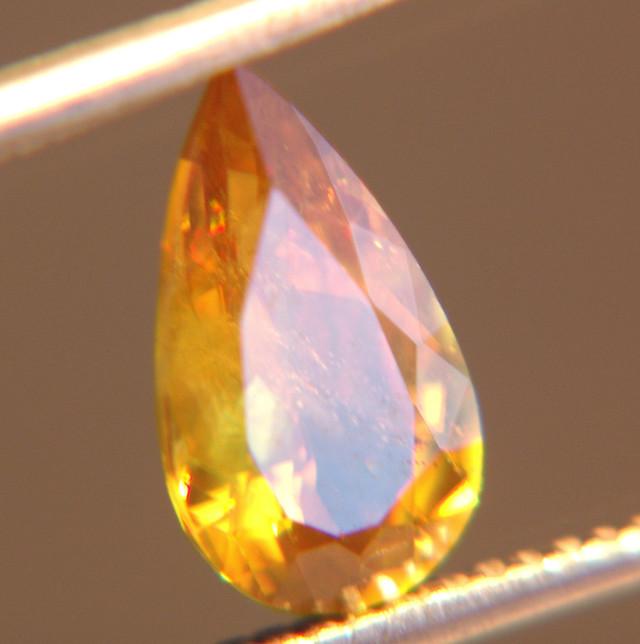 1.98 Carat Pear Shaped Sphene - Gorgeous VS