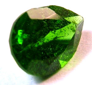 CHROME DIOPSIDE BEAUTIFUL GREEN COLOUR 0.75 CTS PG-574