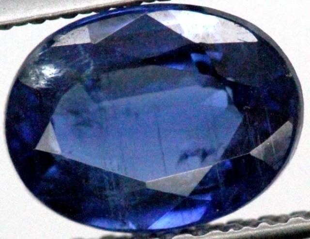 BLUE KYANITE NATURAL STONE 1.20 CTS PG-625