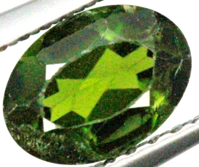 CHROME DIOPSIDE BEAUTIFUL GREEN COLOUR 0.70 CTS PG-637