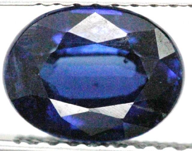 BLUE KYANITE NATURAL STONE 1.60CTS PG-638