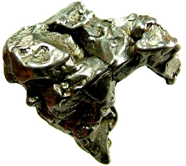 METEORITE FROM ARGENTINA-IDEAL IN JEWELLERY 15.45CTS MX 6783