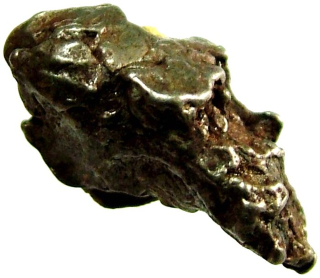 METEORITE FROM ARGENTINA-IDEAL IN JEWELLERY 10.20CTS MX 6788