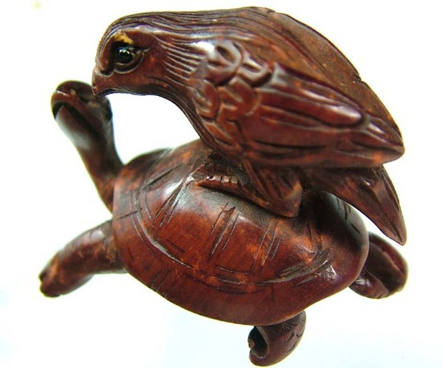 Handcrafted boxwood carving g mx