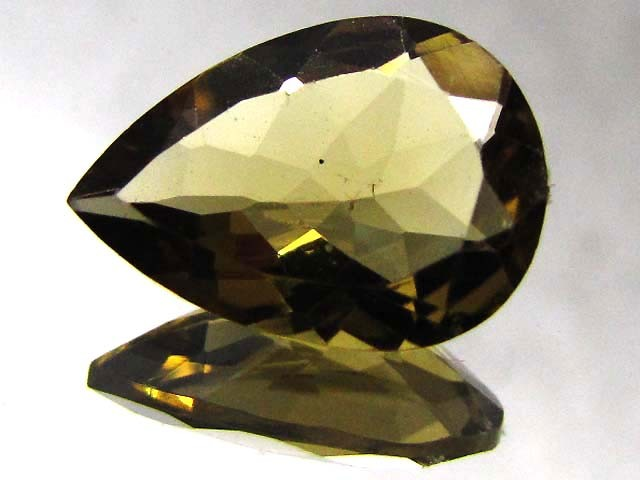 CERTIFIED YELLOW CITRINE 3.80 CTS 0707