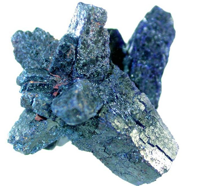 AZURITE  SPECIMEN FROM MOROCCO  18.70 CTS [MX 6899]