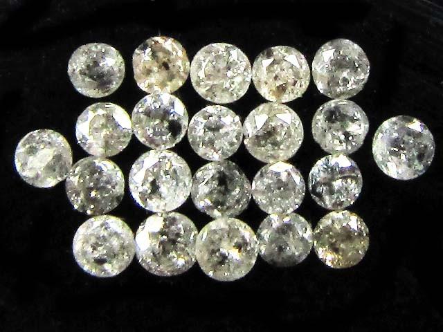+ HALF CARAT  PARCEL TWO POINTER DIAMONDS   OP1411
